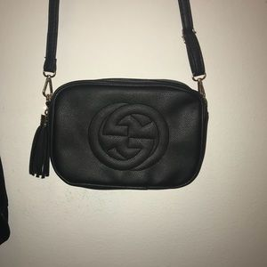 Gucci soho disc handbag